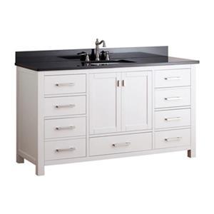 Avanity Modero 60-in Single Bathroom Vanity with Countertop
