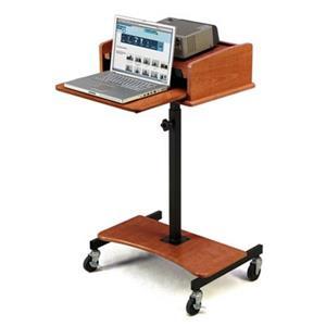 Oklahoma Sound Laptop Speaker Stand,LSS-CH
