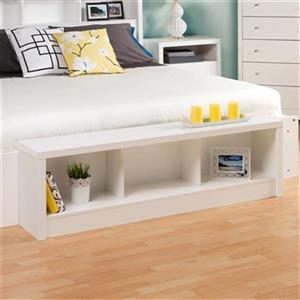 Prepac Furniture Calla Storage Bench,WUBD-0500-1