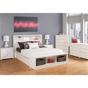 Prepac Furniture Calla Headboard,WHFQ-0500-1