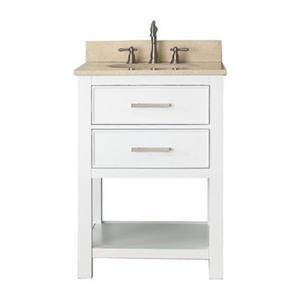 Brooks 24-in Bathroom Vanity Combo