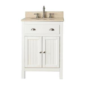 Avanity Hamilton 24-in Bathroom Vanity Combo,HAMILTON-VS24-F
