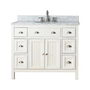 Hamilton 42-in Bathroom Vanity Combo