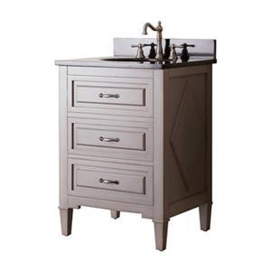 Avanity Kelly 24-in Bathroom Vanity Combo,KELLY-VS24-GB-A