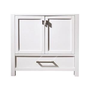 Avanity Modero 36-in Bathroom Vanity Only,MODERO-V36-WT