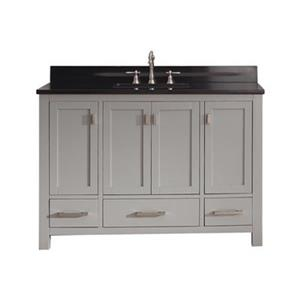 Avanity Modero 48-in Bathroom Vanity Combo,MODERO-VS48-CG-A