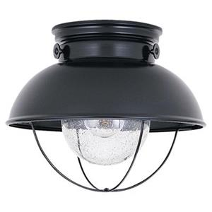 Sea Gull Lighting Sebring LED Outdoor Ceiling Flush