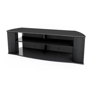 Prepac Essentials TV Stand - For TVs Up to 60-in - Black