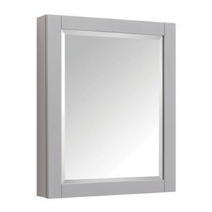 Avanity 28-in Mirrorred Medicine Cabinet,14000-MC28-CG