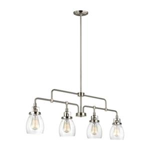 Sea Gull Lighting Belton 4-Light Kitchen Island Pendant