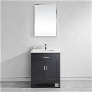 Kenzie 30-in Bathroom Vanity
