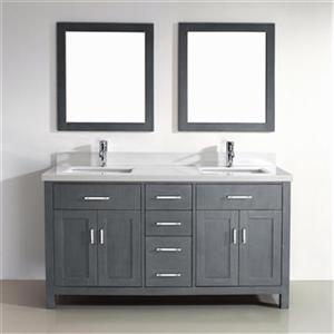 Kenzie 63-in Bathroom Vanity