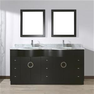 Spa Bathe Zuna 72-in Bathroom Vanity,ZU72Esp-CAR