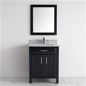 Spa Bathe Calumet 28-in Bathroom Vanity,CA28Esp-CWM