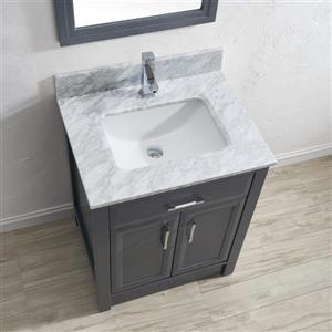 Spa Bathe Calumet 28-in Bathroom Vanity,CA28FG-CWM