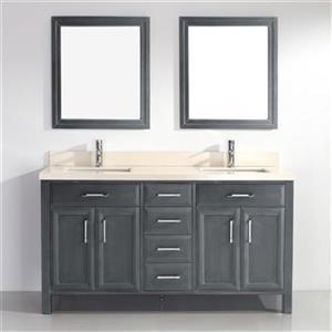 Calumet 63-in Bathroom Vanity