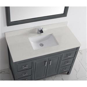 Spa Bathe Cora 48-in Bathroom Vanity,CO48FG-SSCTH