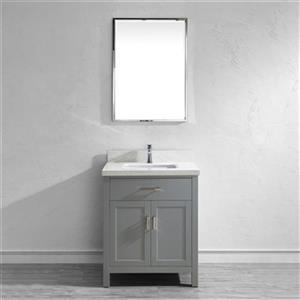 Kenzie 30-in Single Sink Vanity