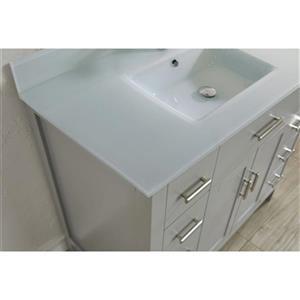 Spa Bathe Kenzie 42-in Single Sink Vanity,KZ42OG-MGG