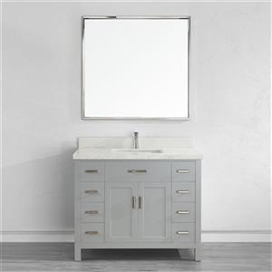 Kenzie 42-in Single Sink Vanity