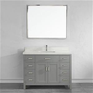 Kenzie 48-in Single Sink Vanity