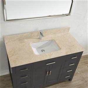 Spa Bathe Kenzie 48-in Single Sink Vanity,KZ48FG-GBM
