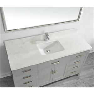 Spa Bathe Kenzie 60-in Single Sink Vanity,KZ60OG-SSC
