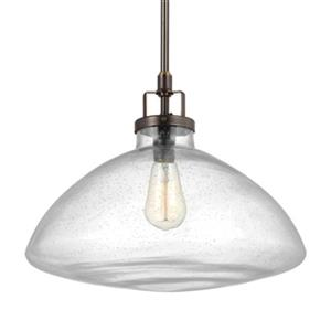 Sea Gull Lighting Belton 1-Light Large Pendant