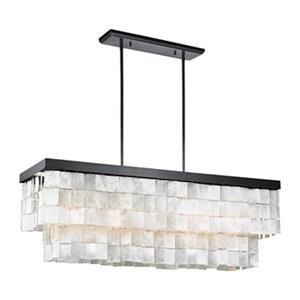 Sea Gull Lighting Corsicana 5-Light LED Kitchen Chandelier