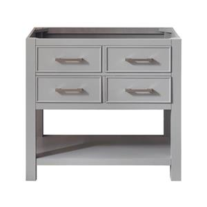 Brooks 36-in Vanity Only