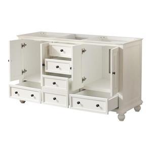 Avanity Thompson 60-in Vanity Only,THOMPSON-V60-FW