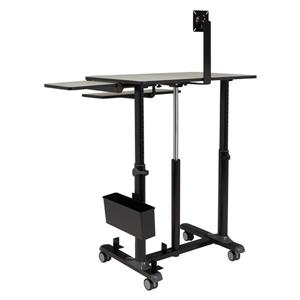 Oklahoma Sound EDTCP EduTouch Pro Sit and Stand Cart,EDTCP