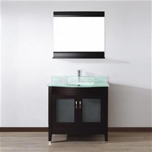 Spa Bathe 36-in ELVA Series Bathroom Vanity,EV36CH-MG