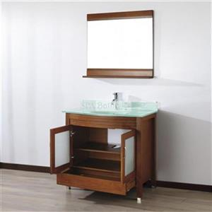 Spa Bathe 36-in ELVA Series Bathroom Vanity,EV36CCMG