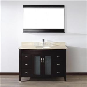 Spa Bathe 48-in Elva Series Bathroom Vanity,EV48CH-GB