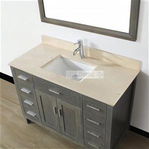 Spa Bathe 48-in Kenzie Series Bathroom Vanity,KZ48FG-GB