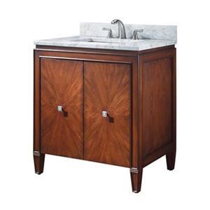 Avanity 31-in Brentwood Bathroom Vanity with Countertop and