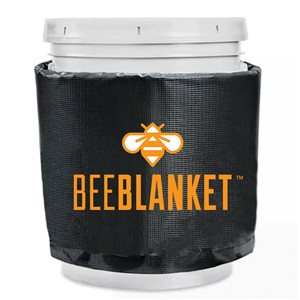 Bee Blanket 5-gal 120V Fixed Temperature Insulated Bucket He