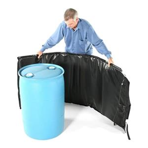 Bee Blanket 55-gal 120V Fixed Temperature Insulated Drum Hea