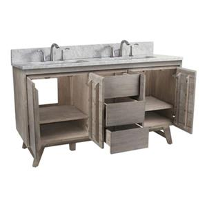 Avanity Coventry 61-in Vanity Combo,COVENTRY-VS61-GT