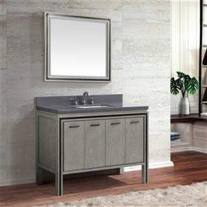 Avanity Dexter 43-in Vanity Combo with Undermount Sink,DEXTE