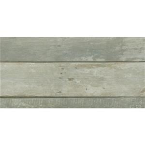 Mono Serra Group Porcelain Tile 12-in x 24-in Doghe Grigio 16.68 sq.ft. / case