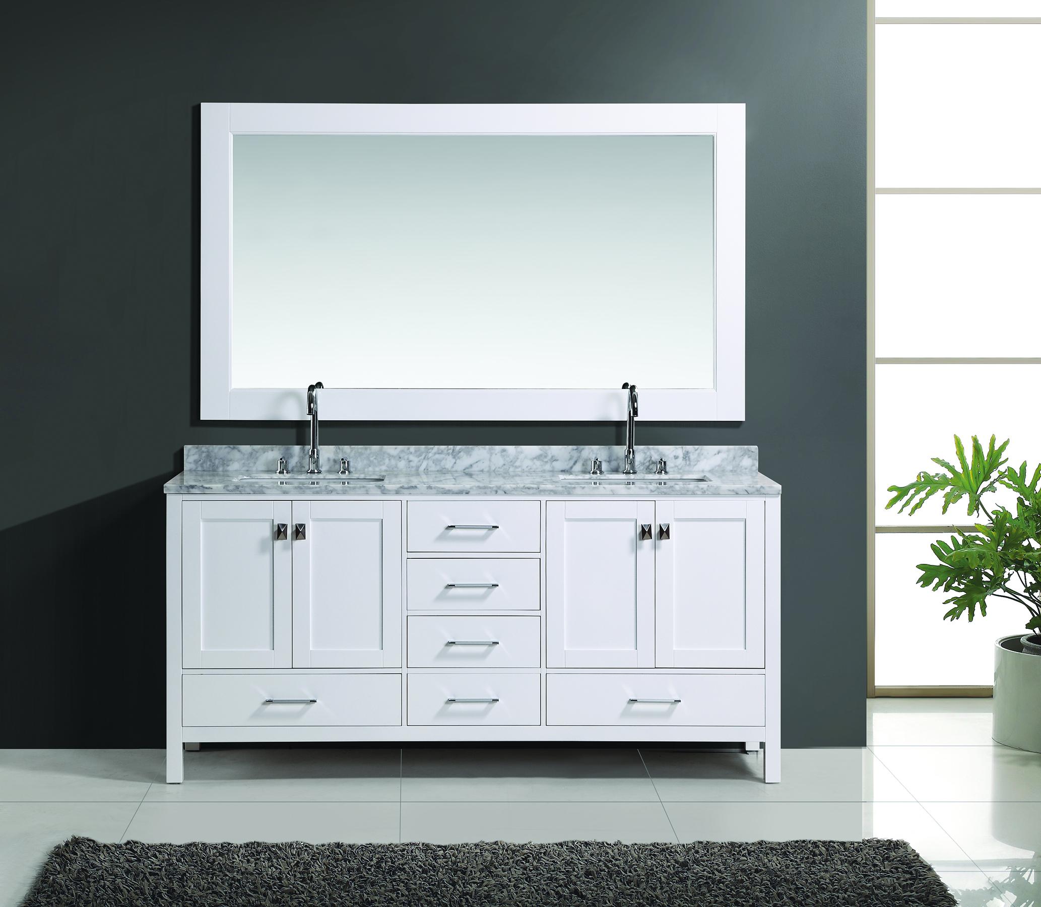big bathroom mirror cabinet