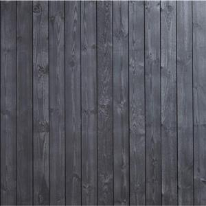 Timberwall Appearance Boards - Shiplap - 8' - Black