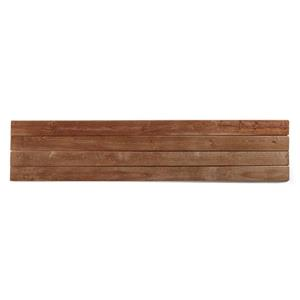Timberwall Appearance Boards - Shiplap - 8' - Brown