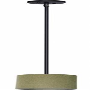 Whitfield Lighting Modena Pendant Light - 1 Light - 36-in - Ebony Bronze