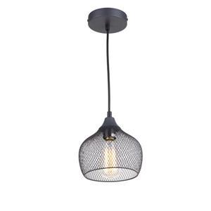Whitfield Lighting 1-Light Pendant Light - 7.5-in x 7.5-in - Grey