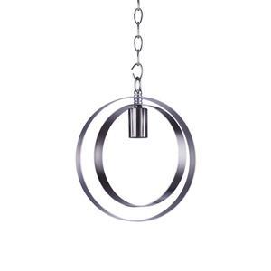 Whitfield Lighting 1-Light Pendant Light - 10-in x 10-in - Steel