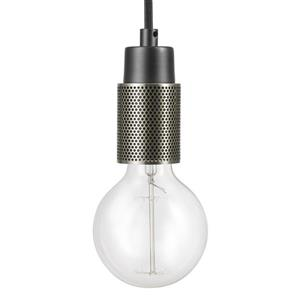 Globe Electric Finchley Pendant - 1 Light - 40-in - Brown