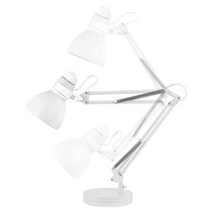 "Globe Electric Architect Desk Lamp - 28"" - White"